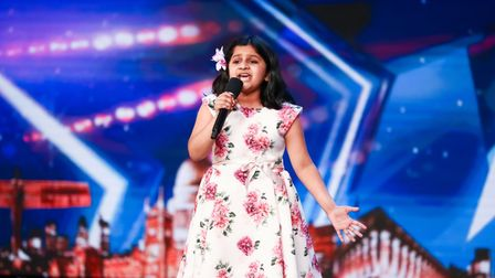 Souparnika Nair from Bury St Edmunds wowed the judges in a BGT semi-final in 2020.