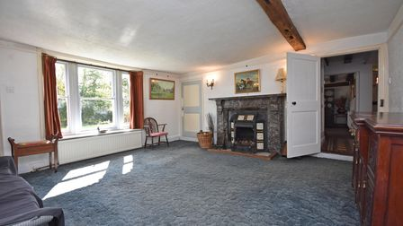 The home has a price tag of £1.5million
