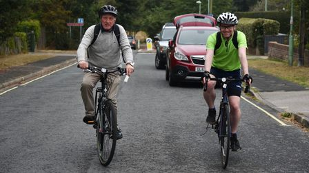 Around 1,000walkers and cyclists took part in this year's Suffolk Churches Ride and Stride Day.