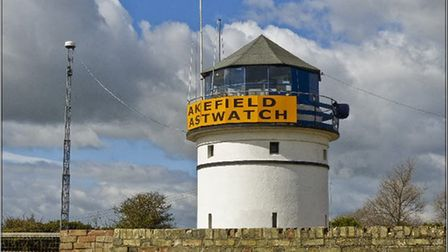 The Pakefield Coastwatch base. Picture: PAKEFIELD COASTWATCH