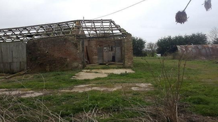 Pictures of the site at Hybrid Farm in Barroway Drove