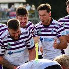 Exmouth win thrilling game