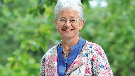 Jacqueline Wilson will be a star guest at the Budleigh Salterton Literary Festival