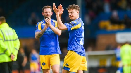 Joe Gascoigne - an example of how a club like King's Lynn Town operates at various levels