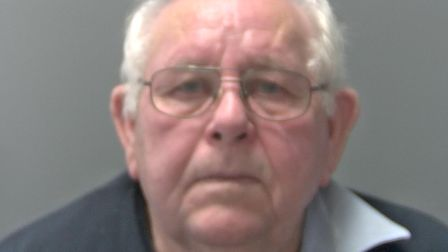 Robert Reynolds, 80, who has been jailed after being convicted of historic sex abuse.
