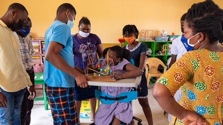 Just look at how life has changed for these children in Ghana…