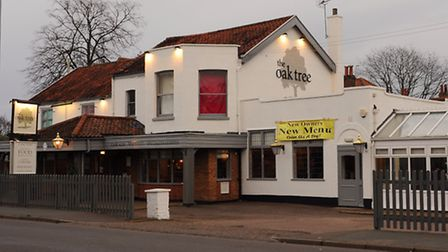 The Oak Tree, formerly the Maid Marion, now open after it's refurbishment. Picture: DENISE BRADLEY