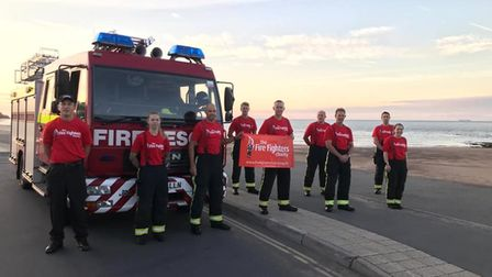 Firecrew at Exmouth