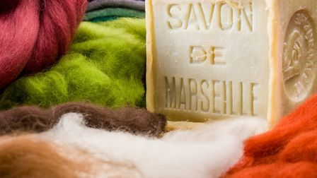 Scented Marseille soap is emblematic of Provence - GettyImages Hans-Martens
