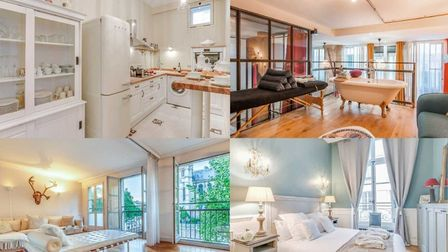 Here are some of the Parisian apartments on FrancePropertyShop.com