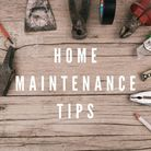 Maintaining your home properly can save you time and money - Pic GettyImages AntonioSolano