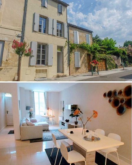 Freshly renovated townhouse in Montsegur for sale with Leggett Immobilier