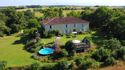 Country house in Gers for sale with Compass Immobilier