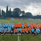 Fakenham Rugby Club hosted a memorial game for Lee Muston at The Stringer Ground on Old Wells Road