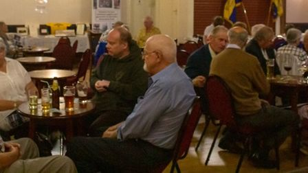 All the action ofthe Chatteris Royal British Legion's 100th anniversary party.