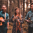 The Shackleton Trio, who will perform at Beccles' Canopy Theatre.