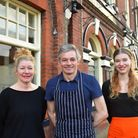 Tramways pub has now opened as a new restuarant run by Mark Gee and his partner Joanne Croom. Mark