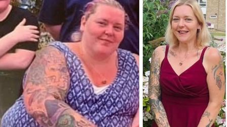 Having lost 14 stone in three years, Kera Mason is urging people to join Slimming World.