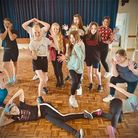 Youngsters aged eight and above attended Youth Acts Up summer workshop held on August 9-13 in Little Downham.