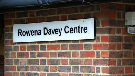 A picture of The Rowena Davey Centre in Great Dunmow, taken in 2011.
