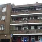 Flats in Shadwell Gardens, Shadwell