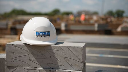 Bateman Groundworks is a Norfolk-based construction company which employs around 150 people across the county.