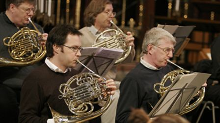 Ely Sinfonia (pictured) is back this month with a concert at Ely Cathedral on Saturday September 25 from 7:30pm.