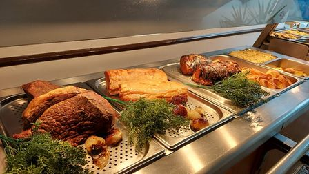 The Magpie Pub's Carvery