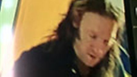 A missing man from Derby is believed to have links with Suffolk