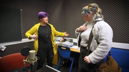 Students at Neale-Wade Academy in March have produced a series of short films illustrating the dangers young people face.
