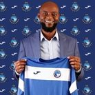 Finidi George is taking his first steps in management with Enyimba