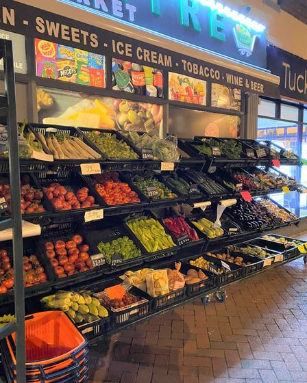 Ely Food Centre sells a variety of foods from different countries, but alsofoods you'd find in UK supermarkets.