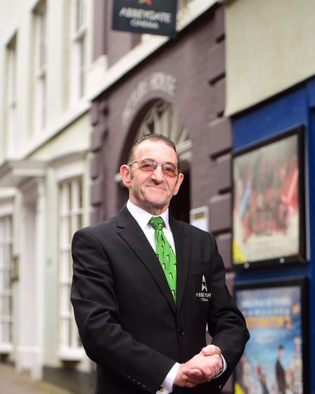 Abbeygate Cinema legend Pat Church will be welcoming and chatting with guests at a special red carpet event.