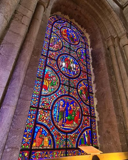 The octagon tour at Ely Cathedral takes you behind the scenes of the lantern