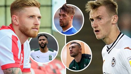 Teddy Bishop, Flynn Downes, Luke Chambers, James Wilson and Keanan Bennetts are among those to have left Ipswich this summer
