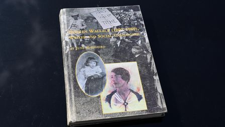 June's biography on Doreen, which took her four years to put together