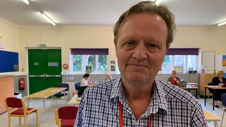 This week's article features Howard Young who has been involved with First Focus in Fakenham for the last 17 years.