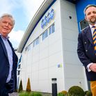 Combined Authority visit to Aerotron Chatteris 2021
