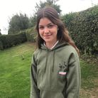 15-year-old Charlotte Beck (pictured) from Littleport, will star in an eight-episode podcast by SQUAD.