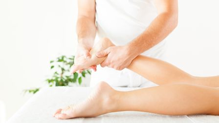 The benefits of reflexology can include alleviating stress and anxiety