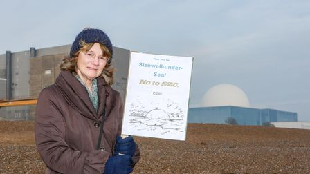 Rachel Fulcher and Suffolk Coastal Friends of the Earth has carried out a study of coastal change in