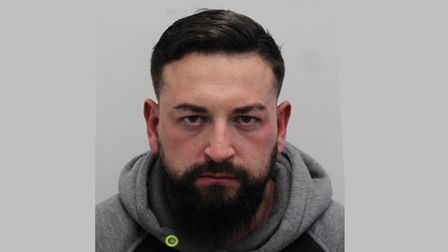 Artem Kuts... firearms and live ammunition found in his home