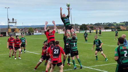 Withycombe Rugby at Cullompton