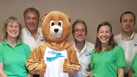 Picture of the Park Radio events team.