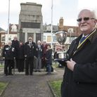 The Dereham branch of the Royal British Legion has been awarded the Royal Challenge Cup for the larg