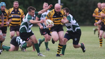 Charlie Coupland Ely Tigers vs Norwich Union SEP 18 2021