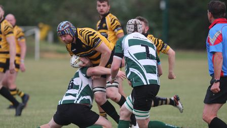 George Newman Ely Tigers vs Norwich Union SEP 18 2021