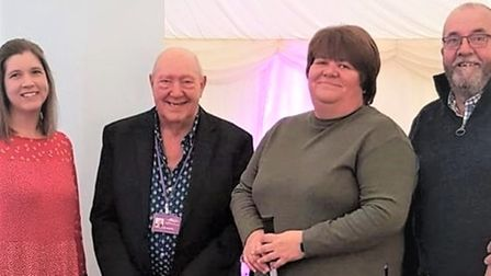 It was a night to come together at The Priory Golf Centre in Wimblington on September 15