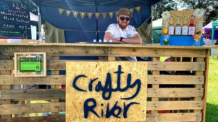 Philip Blyford of Crafty River Brewing