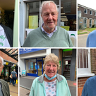 Our reporter, Aaron McMillan, asked people inFakenham how they would feel about face masks becoming mandatory again